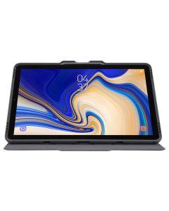 Funda Galaxy Tab S4 10.5p (2018) Targus Click-In case Azul Caidas 1.2m Cierre magnetico