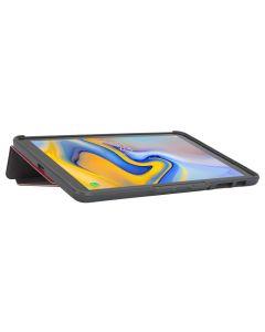 Funda Galaxy Tab A 10.5p (2018) Targus Click-In case Rojo Caidas 1.2m