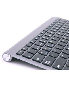 Teclado Bluetooth 3.0 Compacto Recargable Subblim 78 Teclas ESPAÑOL