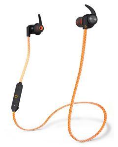 Auriculares Bluetooth Creative OUTLIER SPORT NARANJA deportivos