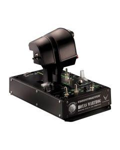 Thrustmaster Hotas Warthog Dual Throttle palanca de mando
