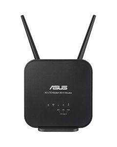 router 4G ASUS 4G-N12 B1 WiFi 4G LTE N300 Alternativa Fibra/ADSL Antenas Removibles