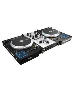 mesa mezclas HERCULES DJCONTROL AIR PLUS S PC y MAC