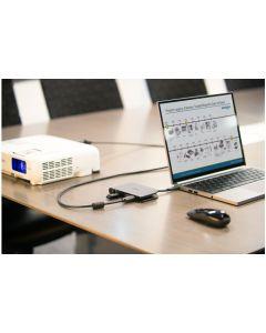 Replicador puertos Kensington SD1500 USB-C a 4K HDMi USB 3.0 Red 5Gb EMBALAJE ABIERTO