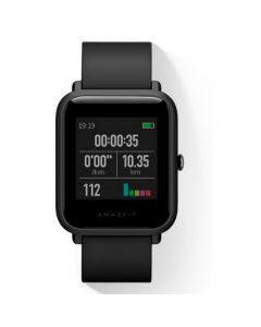 smartwatch Xiaomi Amazfit Bip 30dias GPS Negro