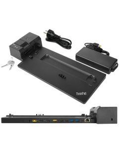 Docking station ThinkPad Pro mecanico Lenovo USB-C fuente alimentacion 135W 40AH0135EU