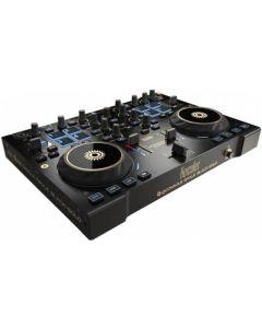 Mesa de Mezclas Hercules DJ Console RMX 2 Black Gold