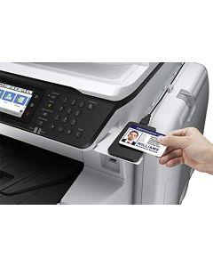 soporte impresora Epson C12C932921 Workforce para lectores tarjetas