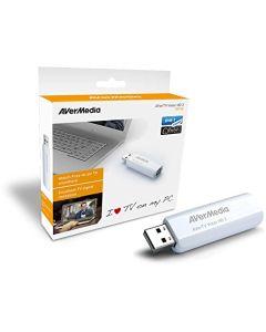 sintonizador TV para PC USB AVERMEDIA AVERTV VOLAR HD 2 Win10