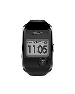 Smartwatch GPS NILOX BODYGUARD GPS tracker negro