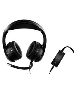 Auriculares gaming Thrustmaster Y250CPX PC PS3 PS4 Xbox 360 FALLA MICRO