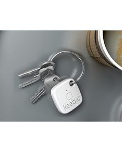 Gigaset Keeper localizador llaves bluetooth Blanco Iphone y Android