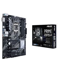 placa base ASUS PRIME Z370-P 6 x USB 3.1 LGA1151, Intel HD Graphics, DDR4 Caja Abierta
