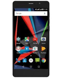movil Archos Diamond 55 Selfie Lite 5.5pulg FullHD 3 GB 16 GB SIM doble 4G Negro 3000 mAh