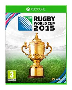 Juego Xbox ONE Rugby World Cup 2015