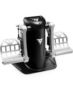 Thrustmaster TPR Sistema de Timón para Simulación de Vuelo PC Caja Abierta