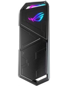 ASUS ROG Strix Arion Caja SSD M.2 NVMe USB3 Gen2 Tipo C 10 Gbps Embalaje Abierto