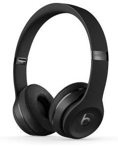 Auriculares Beats Solo3 Bluetooth y cable ORIGINALES Plegables Negro Embalaje Abierto