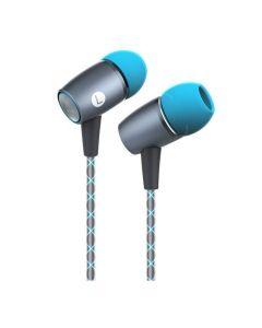 auriculares Huawei BXHUAM12P con micro color gris y azul