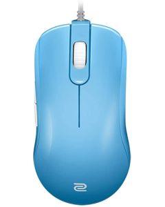raton BenQ Zowie Divina FK1+-B extra grande perfil bajo simetrico Azul Embalaje Abierto