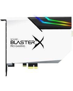 tarjeta sonido CREATIVE Sound BlasterX Ae-5 Plus Pure Edition