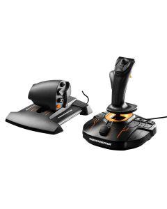 Palanca mando Thrustmaster T.16000M FCS Hotas plus mando potencia PC/Mac