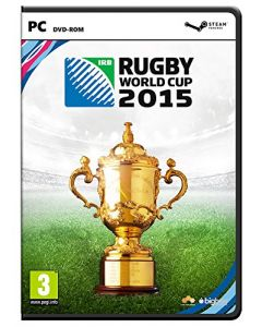 videojuego Rugby World Cup 2015 para PC