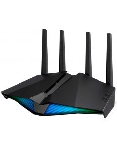 router ASUS RT-AX82U Gaming AX5400 Doble Banda Gigabit PS5 Smart TV WiFi AiMesh