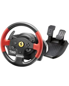 Volante Thrustmaster T150 FERRARI EDITION PS3 PS4 PC Force Feedback con pedales