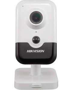 Camara IP Hikvision Exir Fixed Cube H.265+ alimentacion PoE ethernet