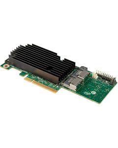 controlado RAID PCI Express X8 Intel RMS25KB040