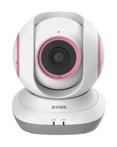 Camara Vigilabebes wifi D-LINK EyeOn DCS-855L con termometro y nanas