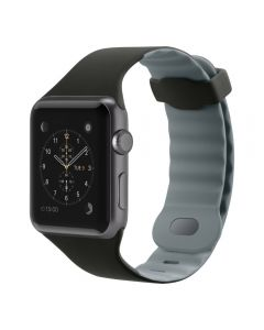 Correa Deportiva Apple Watch Series 2 3 38 mm, Color Negro Belkin F8W729btC00