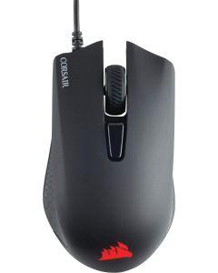 Ratón Corsair Harpoon Gaming 6000 PPP Peso Ligero 6 Botones Prog LED RGB Embalaje dañado