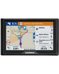 Garmin Drive 40 LM Fijo 4.3 pulg táctil Navegador GPS Europa del Sur Mapas Oct 2021