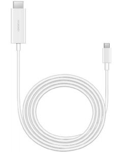Huawei Easy Projection Cable Adaptador USB Tipo-C a HDMI Embalaje Abierto