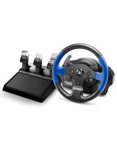 volante  Thrustmaster T150RS PRO con 3 pedales para PS4/PS3/PC Caja Abierta