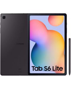 SAMSUNG Galaxy Tab S6 Lite Tablet 10.4 con S-Pen 4GB 64GB Android 10 Gris