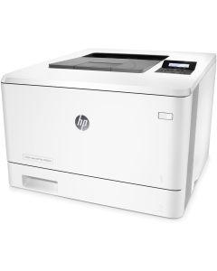 impresora HP Color LaserJet Pro M452nw Wifi Ethernet Toners instalados y al 100%