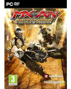 juego PC Supercross Encore Mx vs ATV Windows EDITION