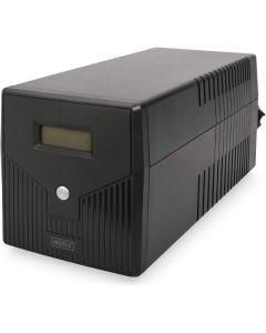 SAI DIGITUS Line-Interactive VI 2000VA 1000W AVR 4 tomas y USB