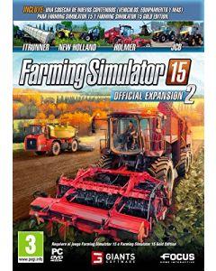 videojuego Farming Simulator 15: Official Expansion 2 para PC