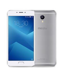smartphone Meizu M5 Note OctaCore 5.5pulg 3GB 32GB plata y blanco
