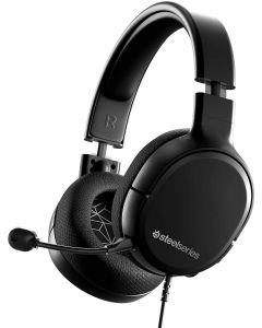 Auriculares Gaming SteelSeries Arctis 1 PC PS4 Xbox Nintendo Micro ClearCast Desmontable