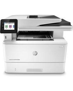 HP LaserJet Pro MFP M428fdn usada solo para 200 copias toners originales al 100%