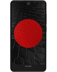 smartphone Sharp AQUOS C10 OctaCore 5.5pulg 4GB 64GB 2xSIM 4G color negro