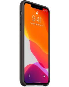 Apple Funda Silicona ORIGINAL para el iPhone 11 Pro MAX Negro