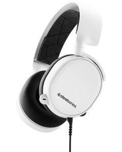 Auriculares Gaming SteelSeries Arctis 3 PC PS Xbox Nintendo RV Android iOS Blanco