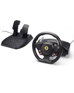 Volante Thrustmaster Ferrari 458 Italia Xbox 360/PC con pedales