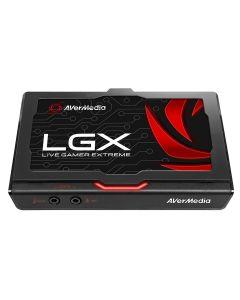 capturadora AverMedia LIVE GAMER EXTREME GC550 FullHD 60fps Xbox 360/Xbox One/PS3/PS4 y WiiU